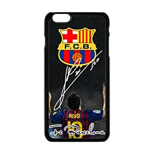 F.C.B Messi Cell Phone Case for Iphone 6 Plus