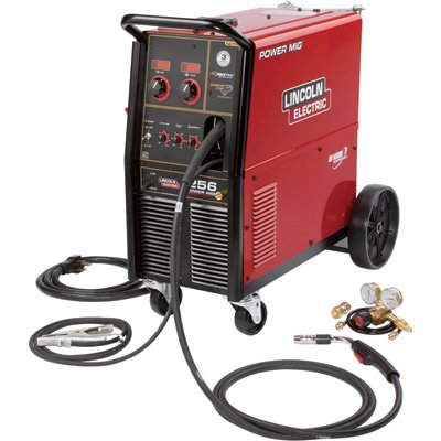 Lincoln Electric Power MIG 256 Wire-Feed Welder 300 Amps, Model# K3068-1