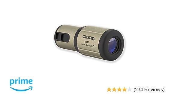 Amazon carson closeup mm close focus monocular cf