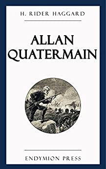 Allan Quatermain by [H. Rider Haggard]