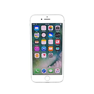 Apple iPhone 7, 32GB, Silver - For T-Mobile (Renewed)