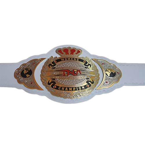 Vitalusa TNA Women Wrestling Championship Belt Adult Size Replica Title Belt