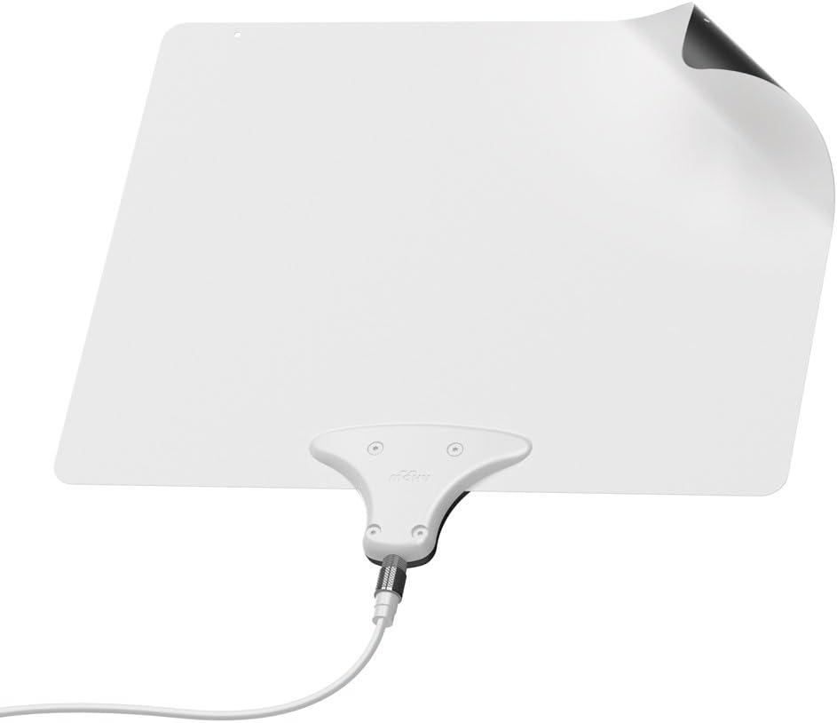 Mohu Leaf 50 Antena de TV para Interiores de Alta definición
