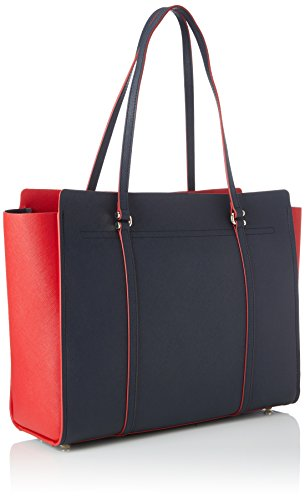 Navy Tommy Tommy Bleu Tote Cabas Tommy Modern Hilfiger 0CynqH