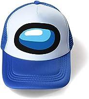 Boys Among Us Game Sunhats Spring Summer Sunhats Baseball Caps Trend IP Boys and Girls Casual Hat