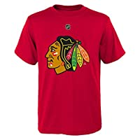 NHL Boys 8-20 Name and Number Tee
