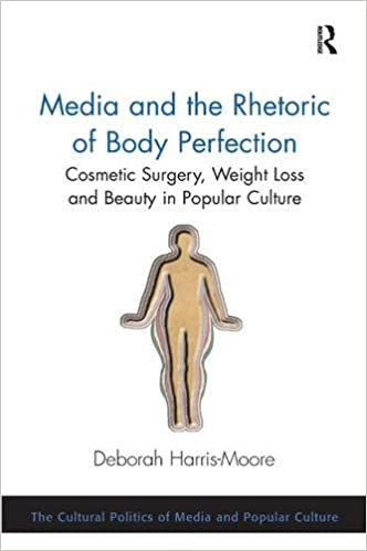 Amazon Com Media And The Rhetoric Of Body Perfection Cosmetic