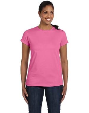 Hanes Ladies' Comfortsoft Fit T-Shirt