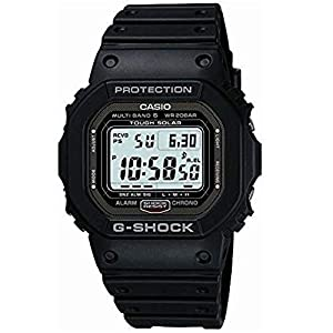 41wyHa bhRL. SS300  - Casio G Shock GW-5000-1JF Multi Band 6 Japan Made