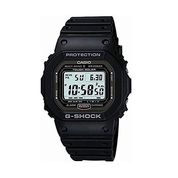 41wyHa bhRL. SS600  - Casio G Shock GW-5000-1JF Multi Band 6 Japan Made
