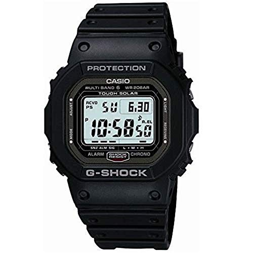 Casio G Shock GW-5000-1JF Multi Band 6 Japan Made ()