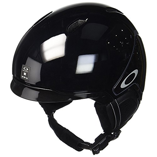 Oakley Mod3 W/Mips Snow Helmet, Polished Black, - Us Store Oakley