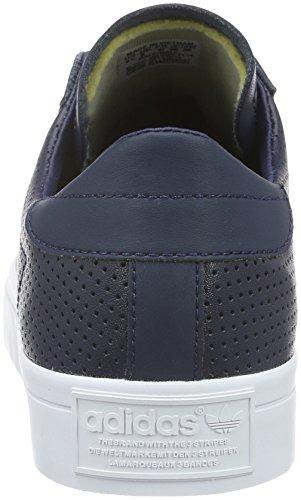 adidasCourt Vantage - Scarpe da Ginnastica Basse Uomo Blu (Collegiate Navy/Collegiate Navy/Ftwr White)