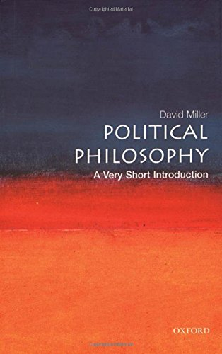 Political Philosophy:Very Short Intro.