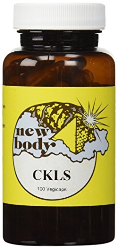 CKLS (Colon, Kidney, Liver, Spleen),100 vegicaps
