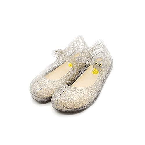 CXIJZKJ Baby Girls Mary Jane Jelly Bird Nest Cosplay Shoes for Kids Toddler Girls Shoes (9.5M US Toddler, ()