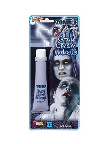Rubie's Costume Zombie Grey Tube Makeup -