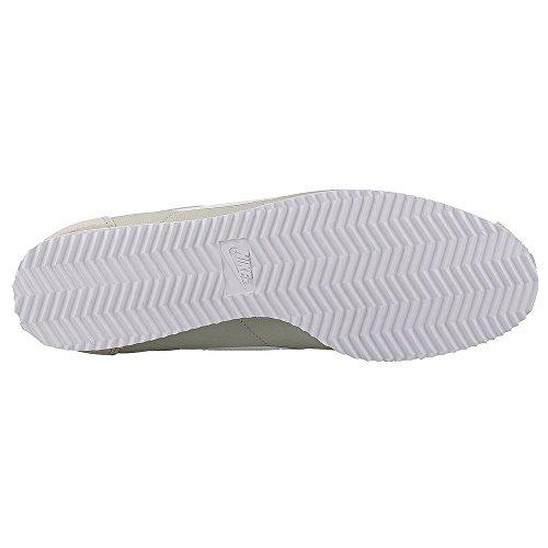 Nylon Classic NIKE Gris Sneaker Cortez 807472 006 Beige Blanc Hommes rqqxEd