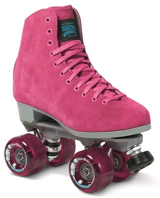 (Sure-Grip Pink Boardwalk Skates Outdoor)