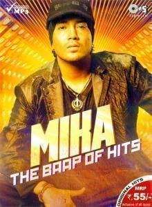 Mika-The Baap Of Hits MP3 CD