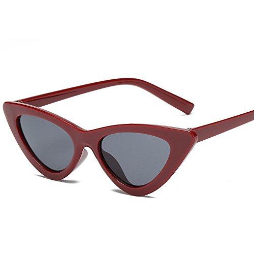 Aoligei Oeil de chat personnalité soleil du tendance lunettes de soleil du lunettes de soleil femme mode européen u4MtNAghYo