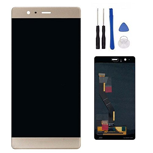 LCD + TP For Huawei P9 Plus VIE-L29 VIE-L09 VIE-AL10 Display Touch Screen digitizer glass Assembly (Gold) by General