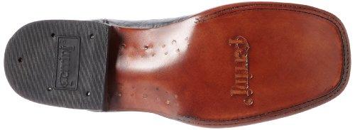 Ferrini Belly Toe S Alligator Men's Western Black Boot Print qqwf6H7