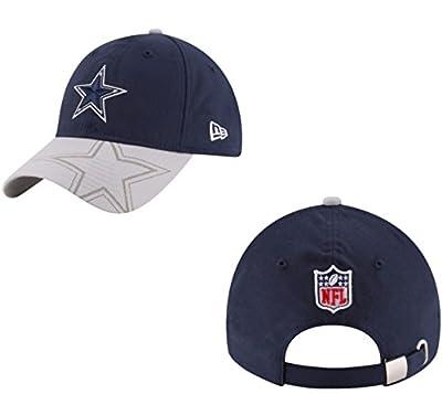 Dallas Cowboys New Era Womens On-Field Sideline 9Twenty Cap