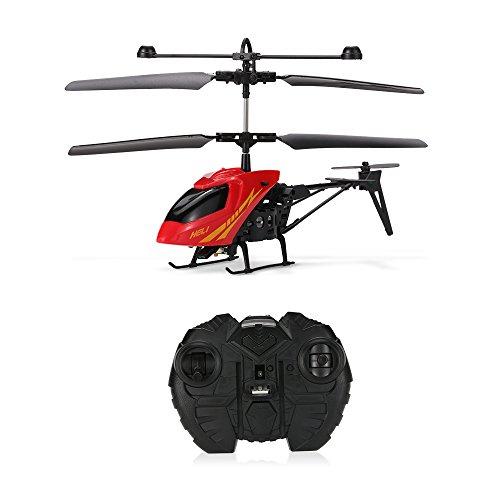 GoolRC MJ901 2.5CHミニ ラジコンヘリ 赤外線ヘリコプター RC 航空機 RCドローン ラジコンモデル