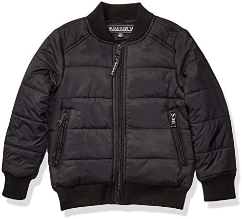 Urban Republic Boys` Jacket Black 8