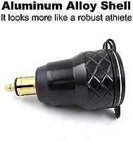 Amazon.com: Cargador USB de aleación de aluminio de carga ...