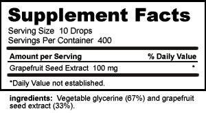 gse grapefruit extract - 1