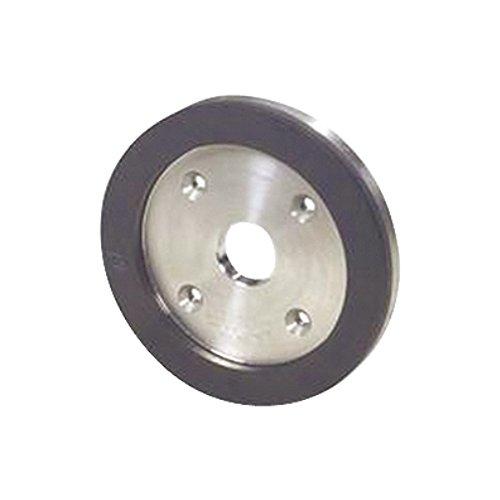 HHIP 2403-6502 6 x 1/16 x 1/2 x 1-1/4 Inch 75% 6A2C Plain Diamond Wheel by HHIP