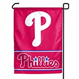 MLB Philadelphia Phillies Garden Flag