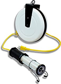 product image for Stubby II LED, 562 Lumen Work Light W Endlight, 40'Yel. 18/2 SJTOW Reel 1940-8011