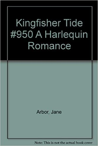 Kingfisher Tide 950 A Harlequin Romance Amazon Books