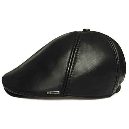 50d704e09d5133 LETHMIK Vintage Flat Hat Ivy Irish Hats Gatsby Newsboy Cap - Import It All
