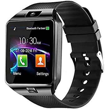 Amazon.com: Beaulyn Smart Watch for Android Phones ...