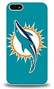E Shine Miami Dolphins Cell Phone Case For Samsung Galaxy S2 S3 S4 S5 Mini S6 Edge Note 2 3 4 Iphone 4S 5S 5C 6 Plus Ipod Touch 4 5