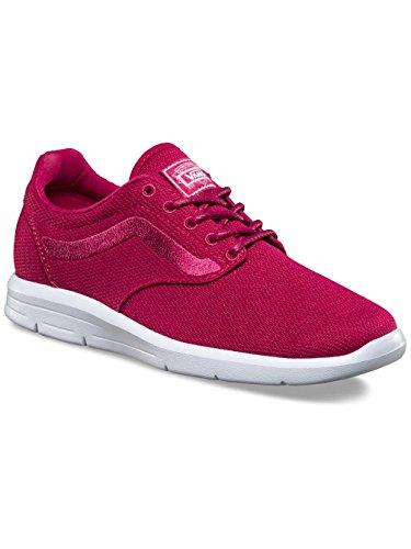 Zapatos Vans Iso 1.5 Sangria Rojo