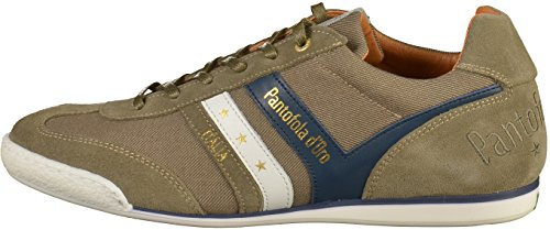 10181027 Olive Pantofola Hommes d'Oro Baskets 8Rn5Hq