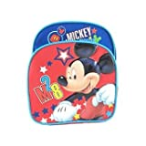 """Mini Backpack - Disney - Mickey Mouse M28 Blue 10"""" New 676445"""