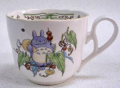 TOTORO Mug Cup  Studio Ghibli - Noritake TT97857/4924-10