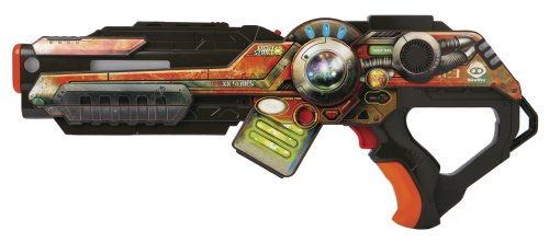 Wowwee Light Strike Assault Striker With Simple Target - Orange by WowWee