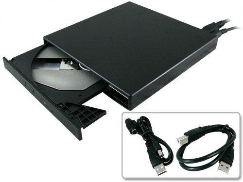 New 24X External USB Slim CD-ROM Drive For Dell laptop