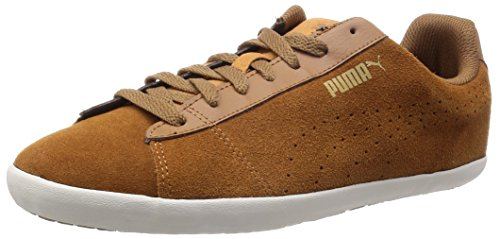Puma CIVILIAN SD Chaussures Mode Sneakers Homme Cuir Suede Marron PUMA