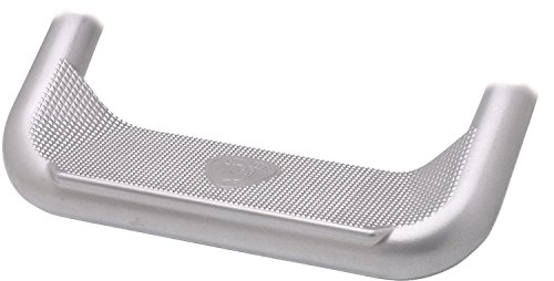 Carr 125774 SUPER HOOP XP4 Titanium Silver Powder Coated Step - Pair - Carr Side Steps