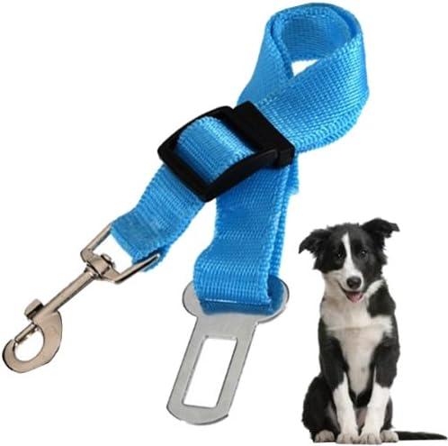 Azul AOTU Cintur/ón de Seguridad Coche Adaptador Perros anschnallgurt correa de seguridad Cocina Rojo