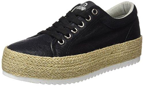 MTNG WoMen Evan Fitness Shoes, Silver Black (Feni Negro / Action Pu Black C32352)