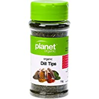 Planet Organic Dill Tips Shaker, 18 g, No Flavor Available